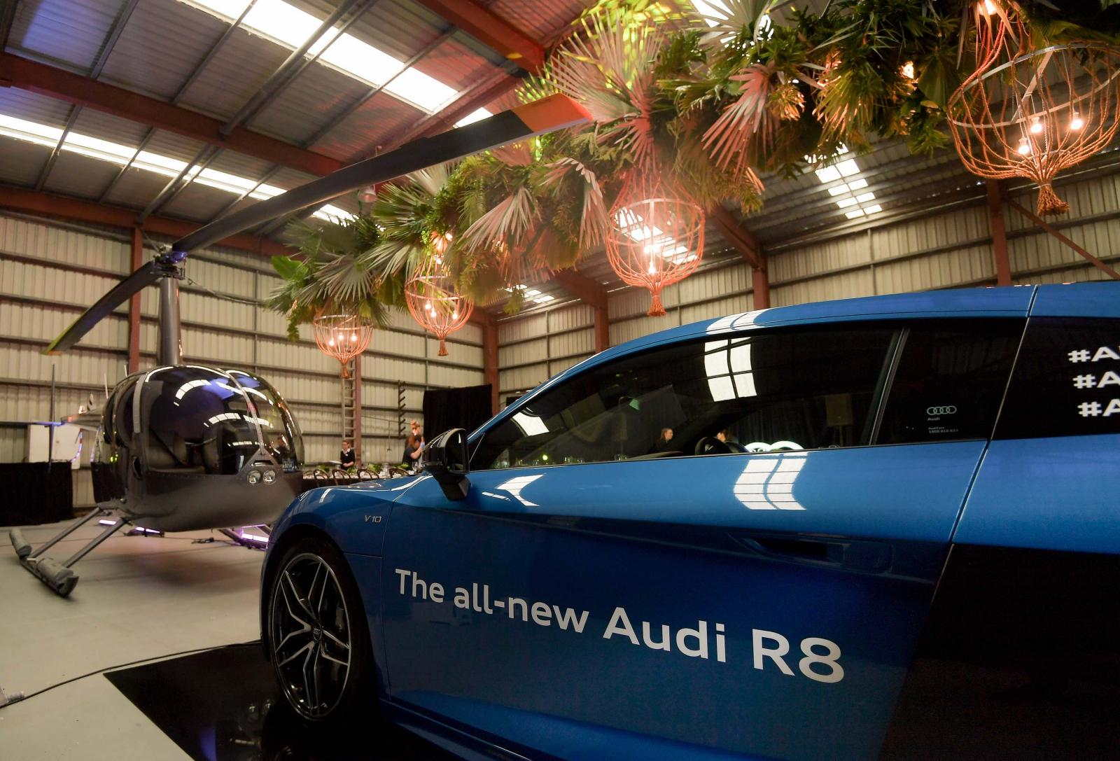 AHIRW 2016 Audi Hosted secret dinner @ the hanger - atmosphere - photo- Ken Butti(0078)