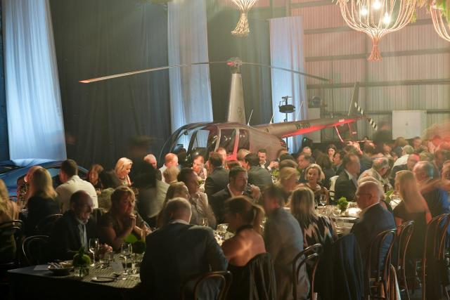 AHIRW 2016 Audi Hosted secret dinner @ the hanger - atmosphere - photo- Ken Butti(0146)