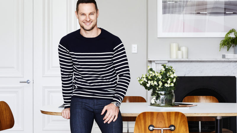 The Block's Darren Palmer shares his interior tips for renters