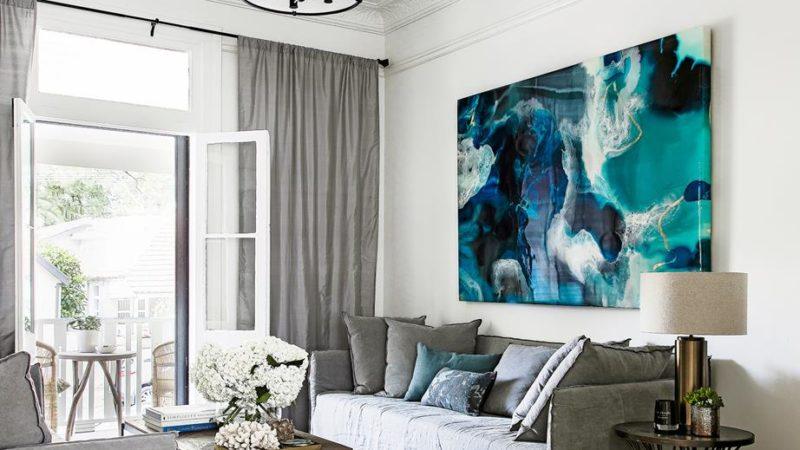 Darren Palmer's contemporary-classic family home