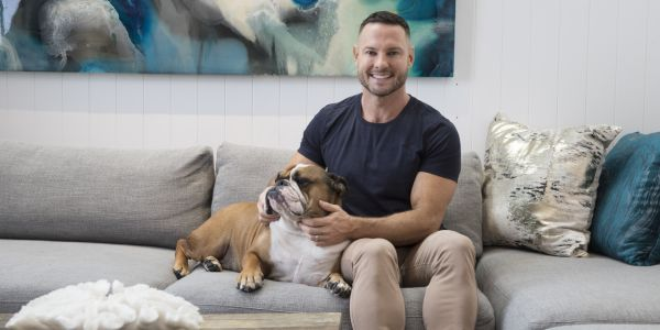 Darren Palmer's tips for creating a stylish family-friendly home